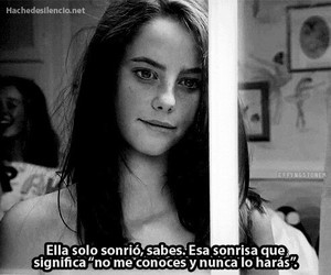 skins, frases, and smile image