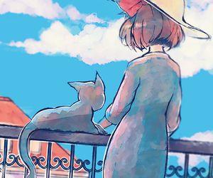 studio ghibli, anime, and kiki's delivery service image