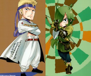 evergreen and fairy tail image
