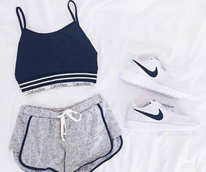 nike, Calvin Klein, and sport image