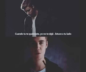 frases and justin bieber image