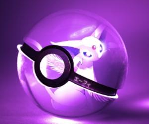 pokemon, pokeball, and espeon image