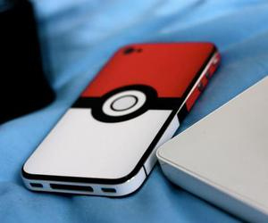 pokemon, iphone, and phone image