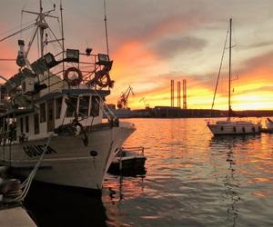 boat, ship, and hrvatska image