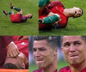 cristiano ronaldo, football, and portugal image