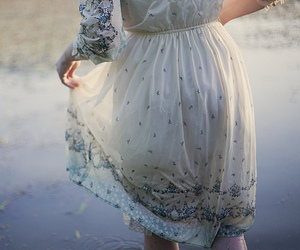 dress and water image