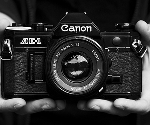 canon and camera image