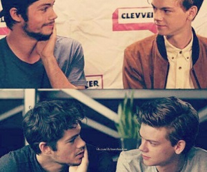 ship, dylmas, and thomas brodie sangster image