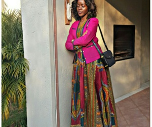 Afro, beautifull, and stylé image