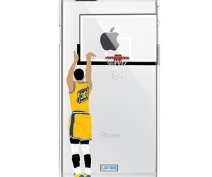 curry, iphone, and NBA image