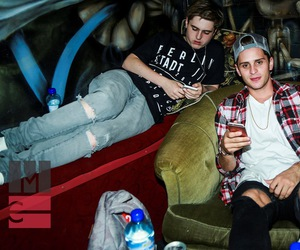 chris miles, colby james, and trey schafer image