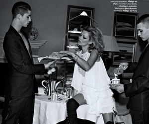 kate moss and Ash Stymest image
