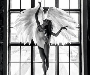dance, dancer, and gymnastics image