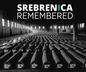 Bosnia, remember, and srebrenica image
