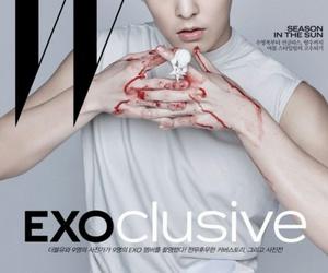 exo and xumin image