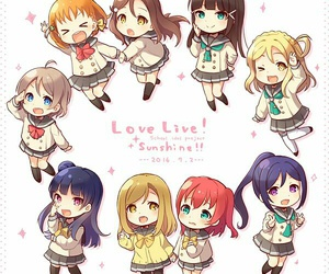 anime, chibi, and cute image
