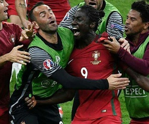 portugal, euro 2016, and Éder image
