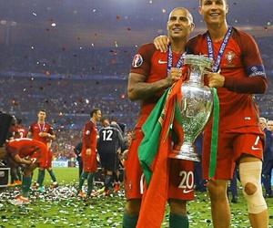 portugal, champion, and cristiano ronaldo image