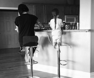 Father and Daughter, kellin quinn, and sleeping with sirens image