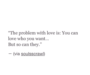 problem, quotes, and true image