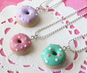 pink and donuts image