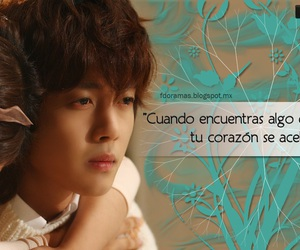playful kiss, frases., and baek seung joung image
