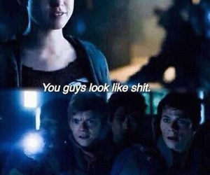 thomas brodie sangster, the maze runner, and the scorch trials image