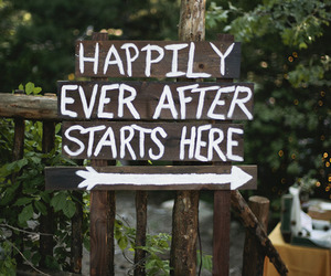 happy, quotes, and happily ever after image