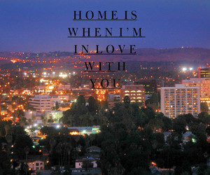 home, edward sharpe, and in love image