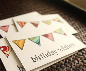 birthday, card, and party image