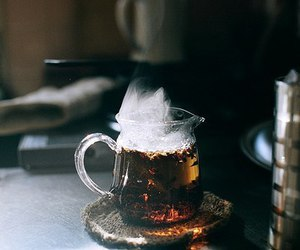 tea, vintage, and photography image