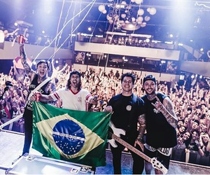 brazil, pierce the veil, and vic fuentes image
