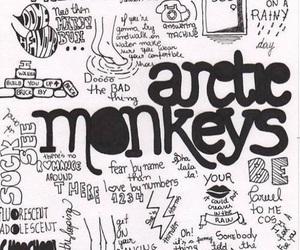 arctic monkeys, am, and rock image
