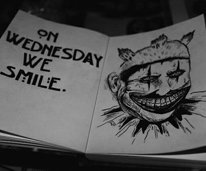 ahs, american horror story, and wednesday image