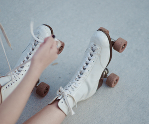 white, aesthetic, and vintage image