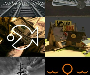 aesthetic, memories, and money image