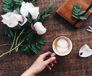 cafe, coffee, and tumblr image