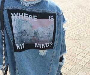 grunge, tumblr, and denim image