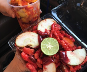 chile, food, and Hot image