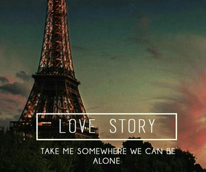 love story and Taylor Swift image