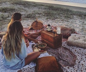 beautiful and picnic image