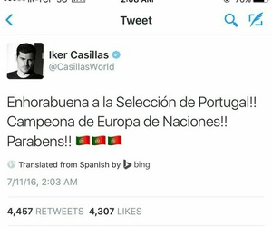 portugal, real madrid, and iker casillas image
