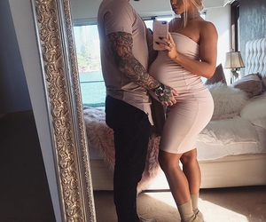 tammy hembrow, reece hawkins, and couple image