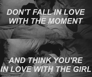 Lyrics, she's american, and the 1975 image