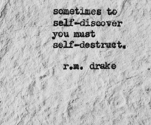 poem, poetry, and r. m. drake image
