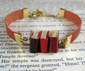 book and bracelet image