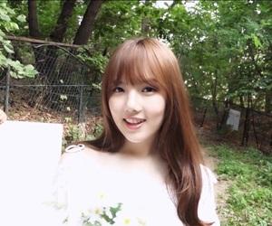 korean, selfie, and instagram image