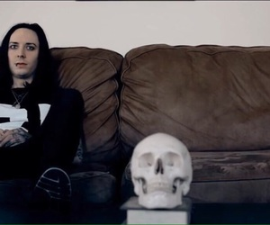 motionless in white and ricky horror image