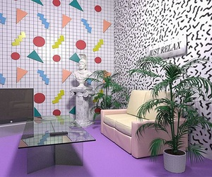 aesthetic, botanical, and decor image