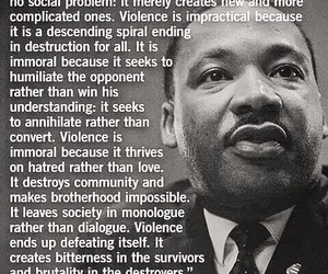 MLK and quotes image
